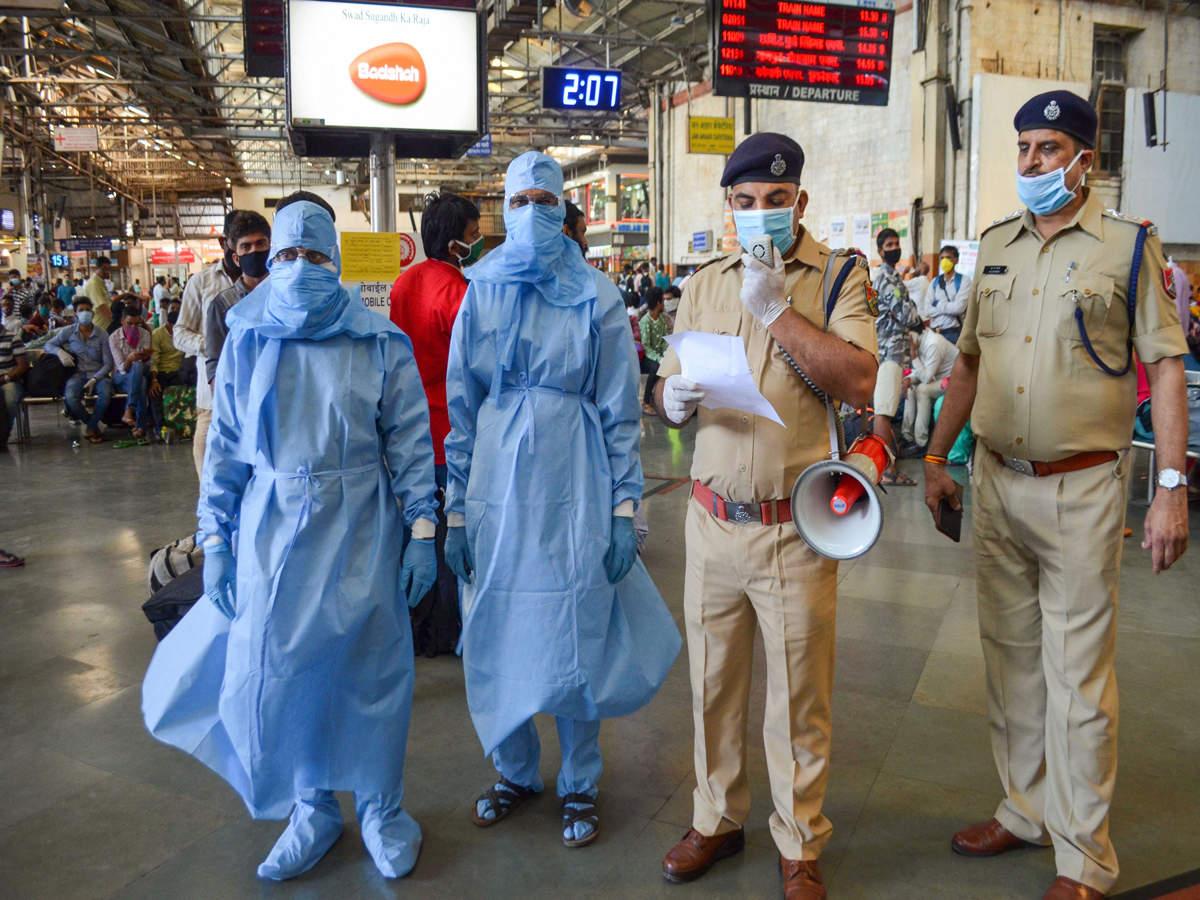 Maharashtra, Mumbai Coronavirus News Updates