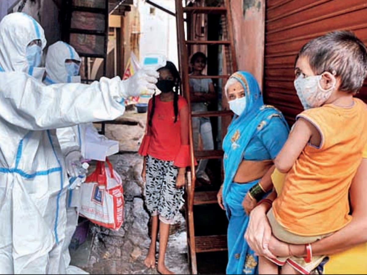 second wave of coronavirus in india