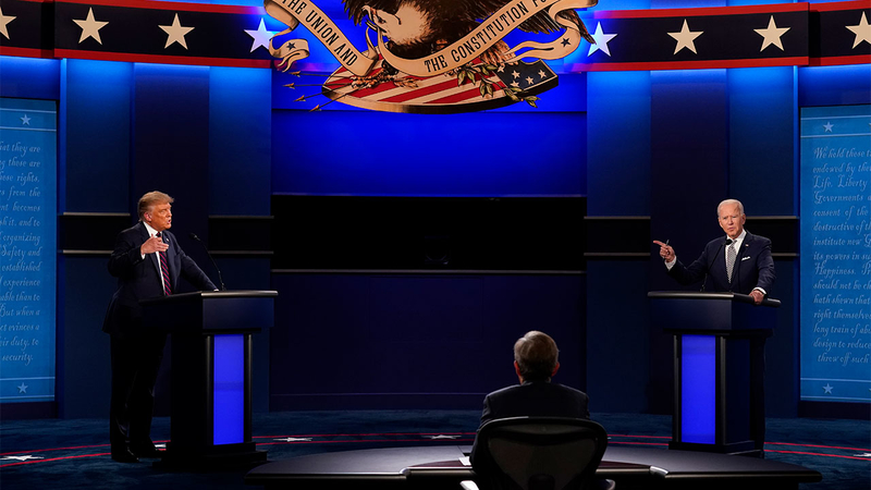 Trump vs Joe