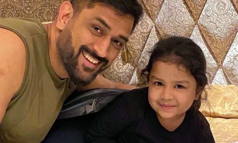 Dhoni's daughter receives rape threats