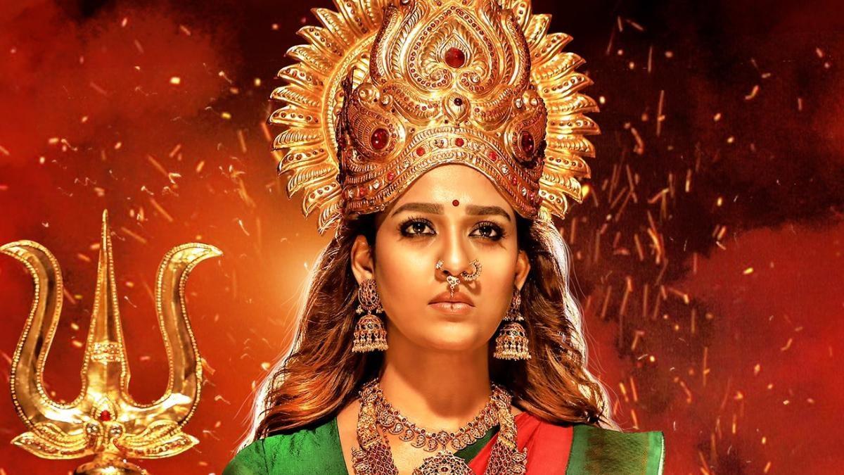 Nayanthara as Mookuthi Amman