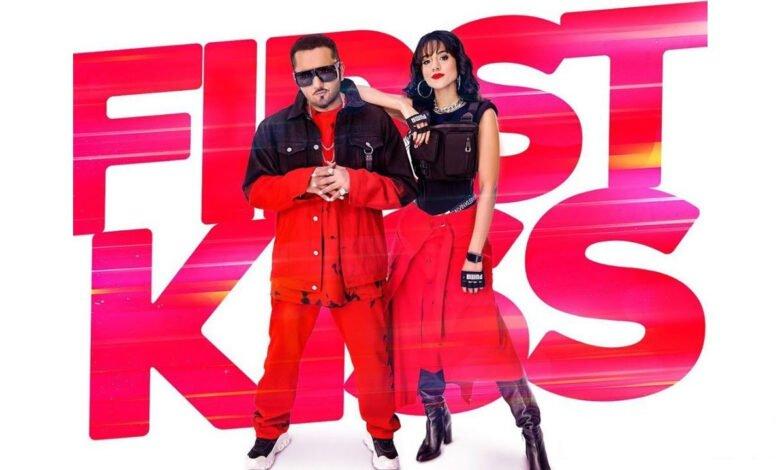 first kiss yo yo honey singh song