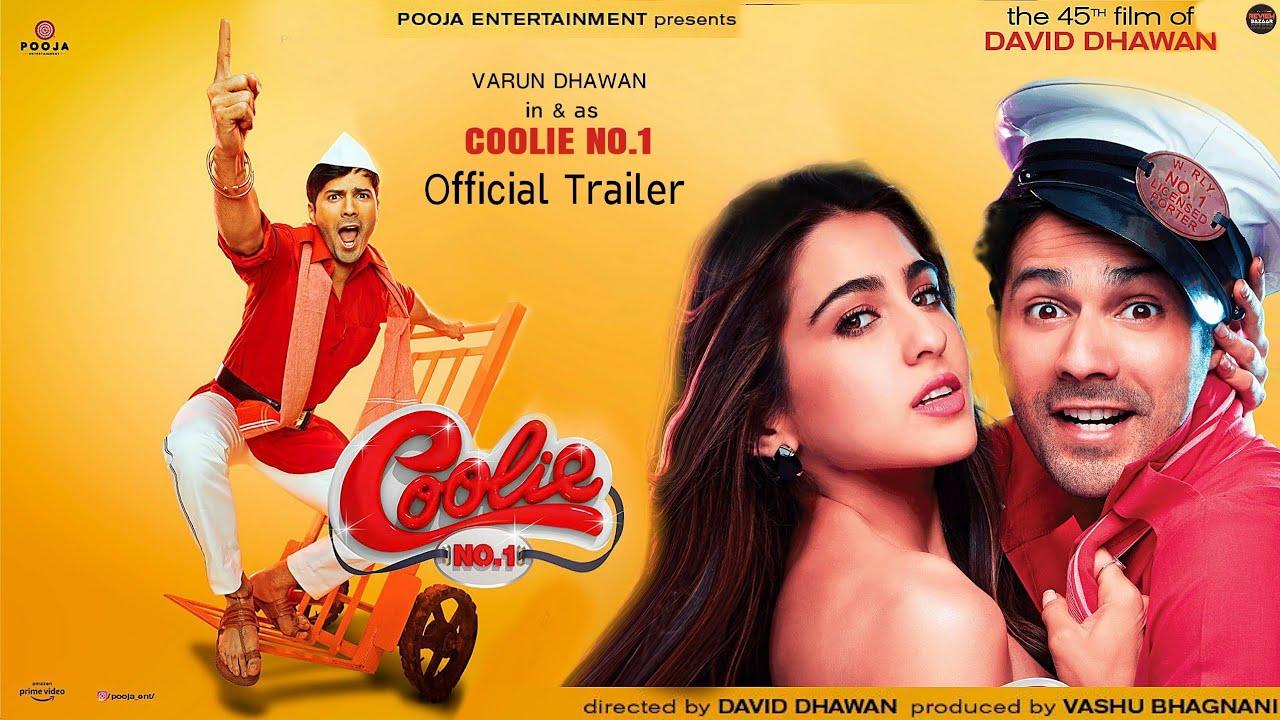 Coolie No 1 official trailer