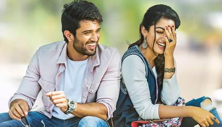 Rashmika Mandanna and Vijay Deverakonda