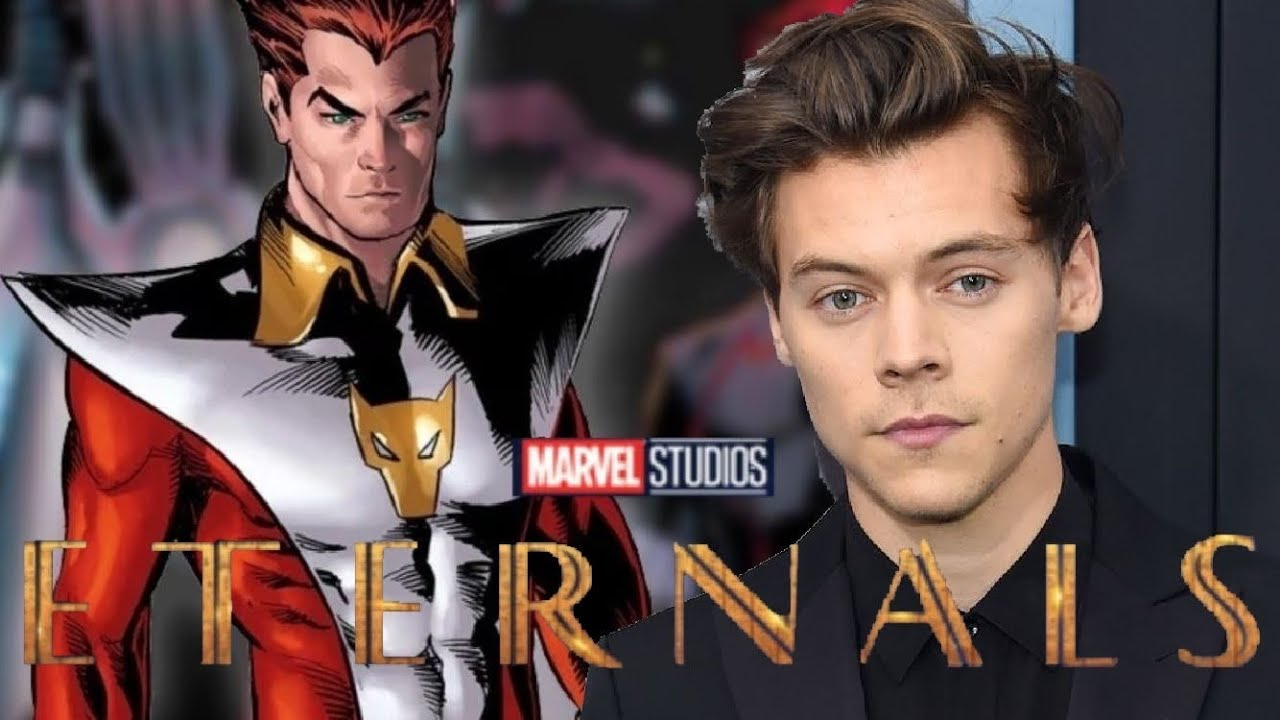 Harry Styles The Eternals