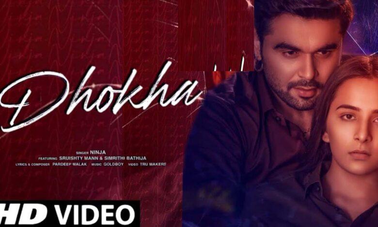 dhokha ninja new song