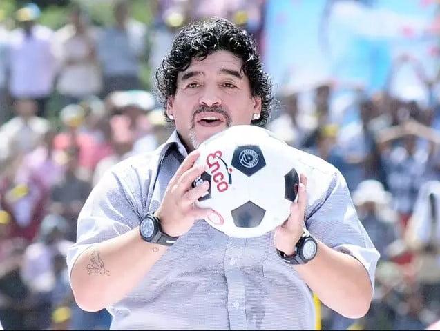 diego maradona dead latest news