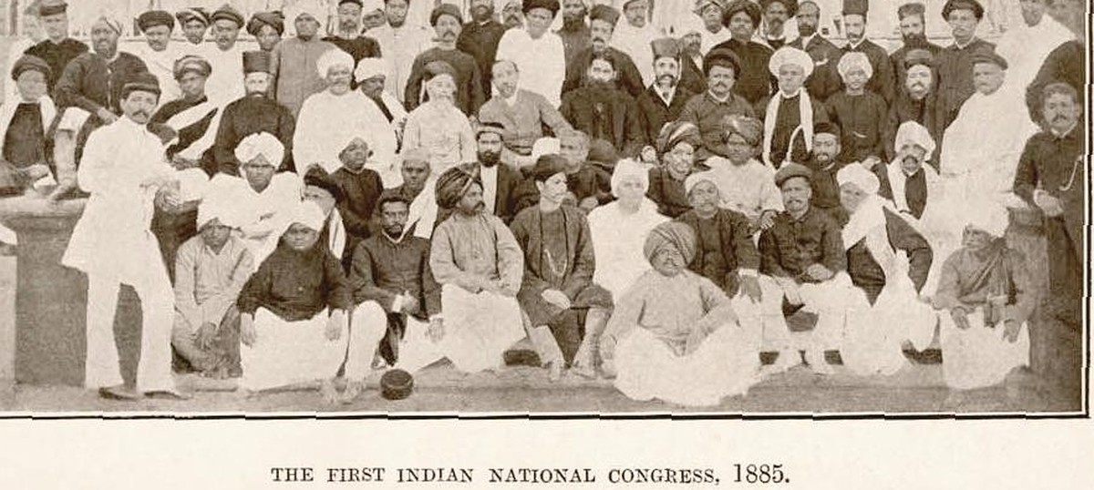 Indian National Congress celebrates 136th foundation day