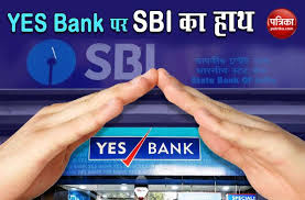 Share market prices surges for Yes bank and SBI