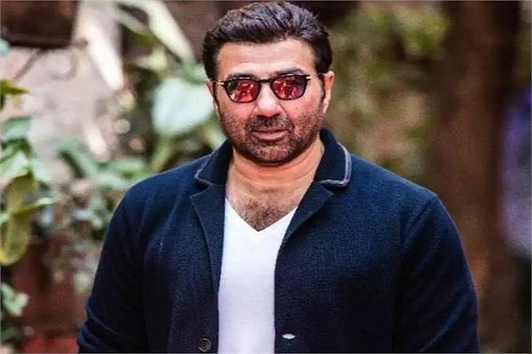 Sunny Deol isolated himself in Himachal Pradesh