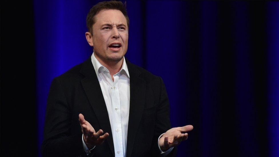 Elon Musk move to Texas.