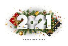 Photo of Happy New Year 2021 wishes, greetings, and wallpapers. Happy New Year everyone!