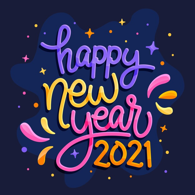 happy new year 2021 wishes quotes wallpaper