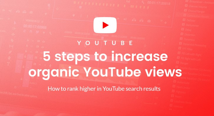 how to increase your youtube views for free