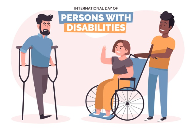 international disability day 2020 theme poster