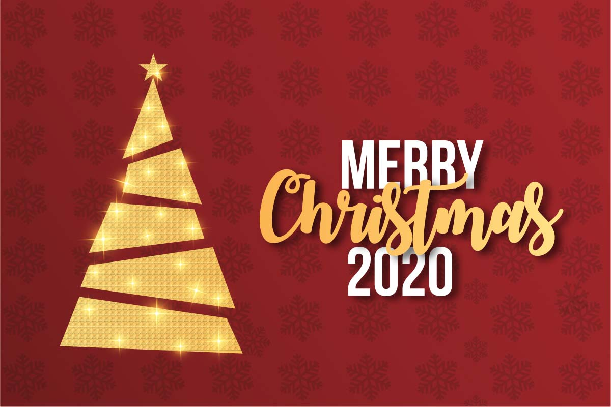 merry christmas and happy new year 2020 images free download