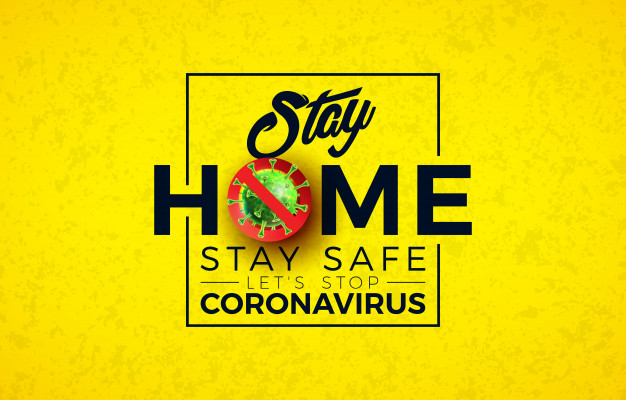 stay home stay safe images covid 19