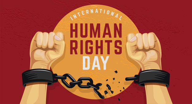 world international human rights day 2020 theme free posters