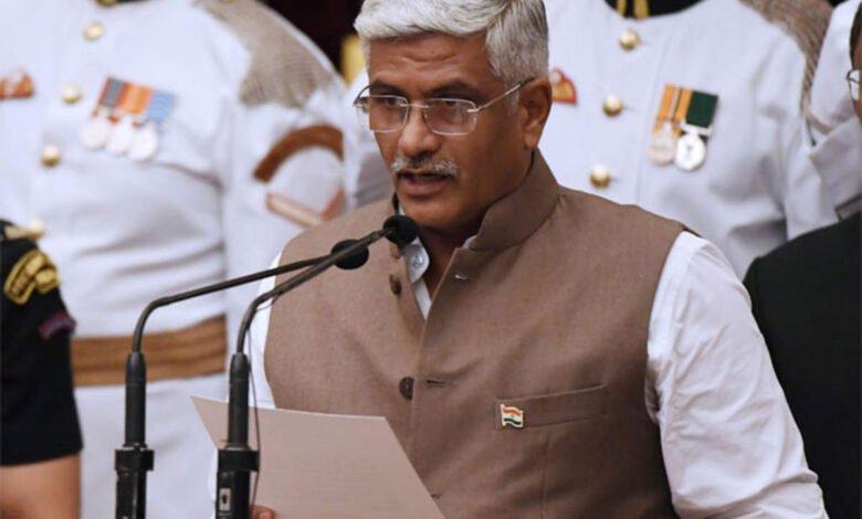 Gajendra Singh Rajasthan congress leader is no more