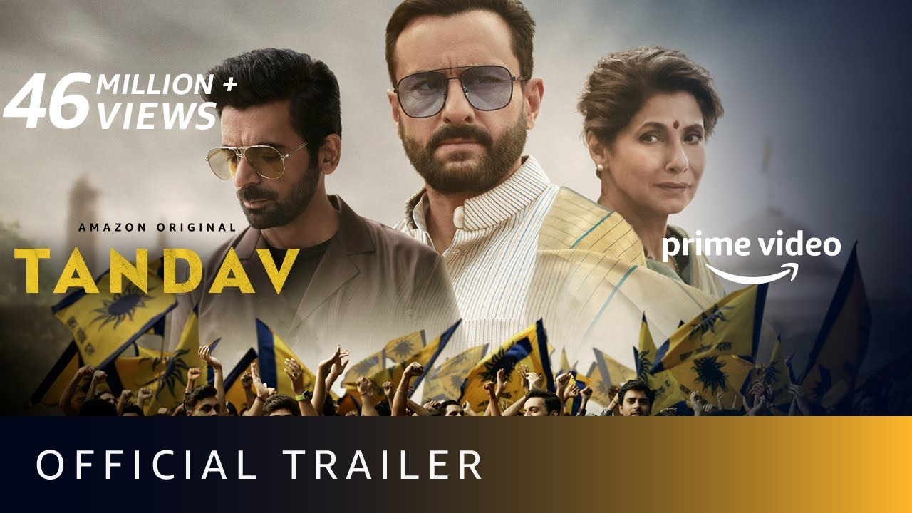 Tandav web series to face legal actions
