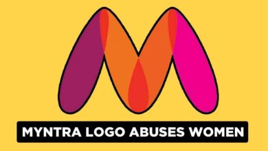 Photo of Myntra changed its logo after an activist filed complaint!