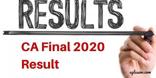 ICAI CA 2020 results out now!