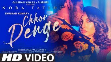 chhor denge nora fatehi parampara tandon mp3 song download