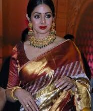 3rd death anniversary of Sridevi: A Tribute to the lost star.