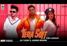 Photo of Tera Suit by Tony Kakkar ft. Aly Goni Jasmin Bhasin Song Download