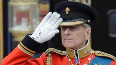 Photo of Sad Demise of Prince Philip at 99