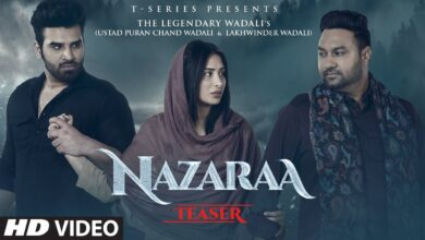 Photo of Nazaraa The Wadali's ft. Mahira Sharma song mp3 download