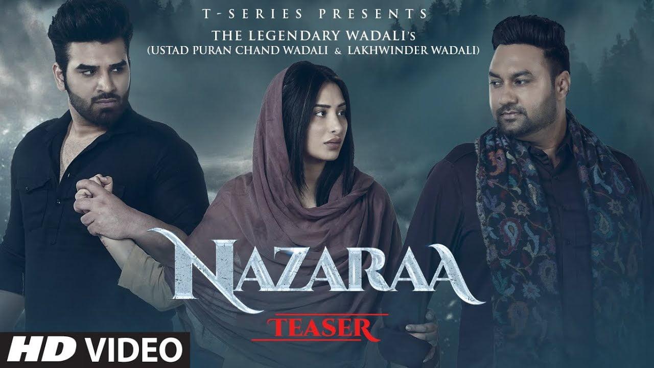 Nazaraa The Wadali's ft. Mahira Sharma