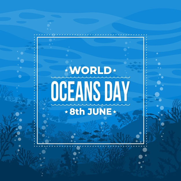 world ocean day 2021 theme poster making competition ideas