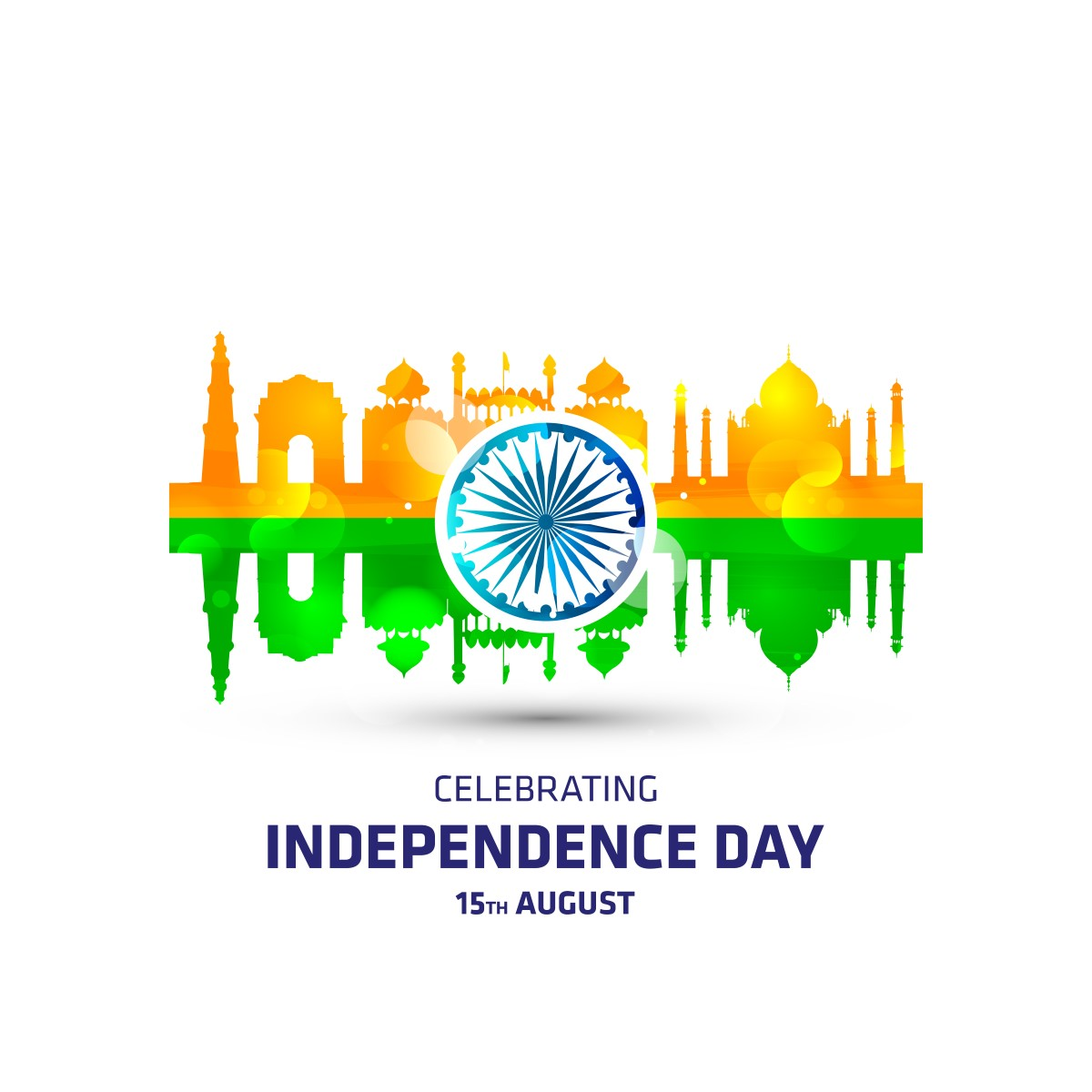 15th august 2021 independence day hd poster