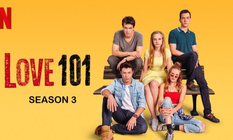 Love 101 Poster