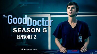 Photo of The Good Doctor Season 5 Episode 2
