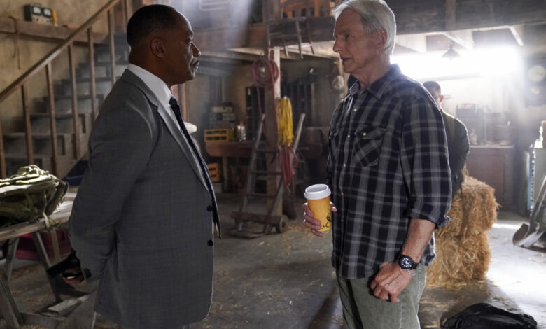 Gibbs and Parker investigating murders