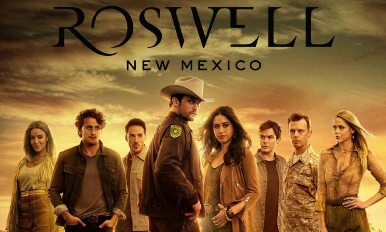 Roswell, New Mexico Season 3 Poster