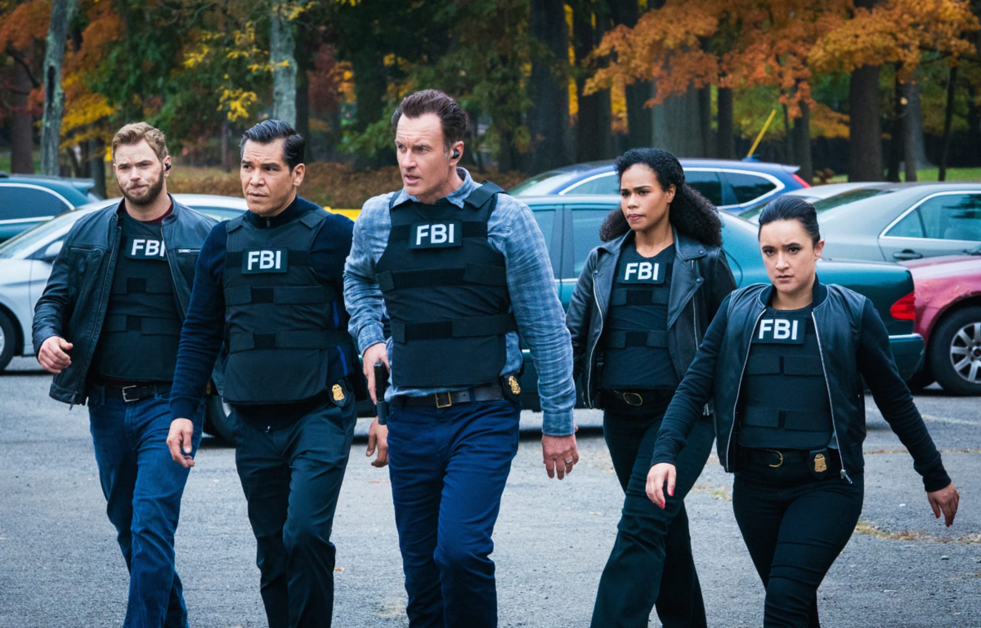 A scene from FBI: Most Wanted Season 3