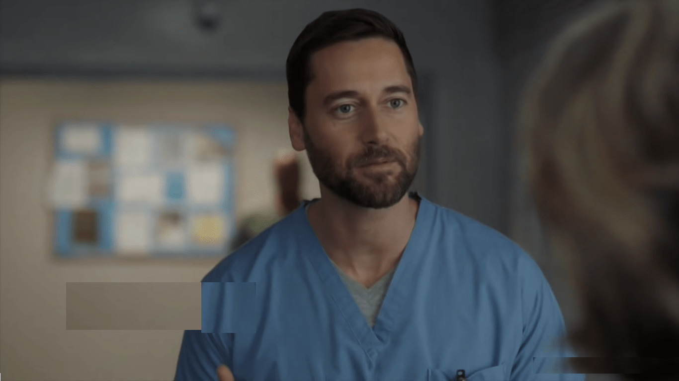 Max Goodwin in'New Amsterdam' Season 4 Episode 4