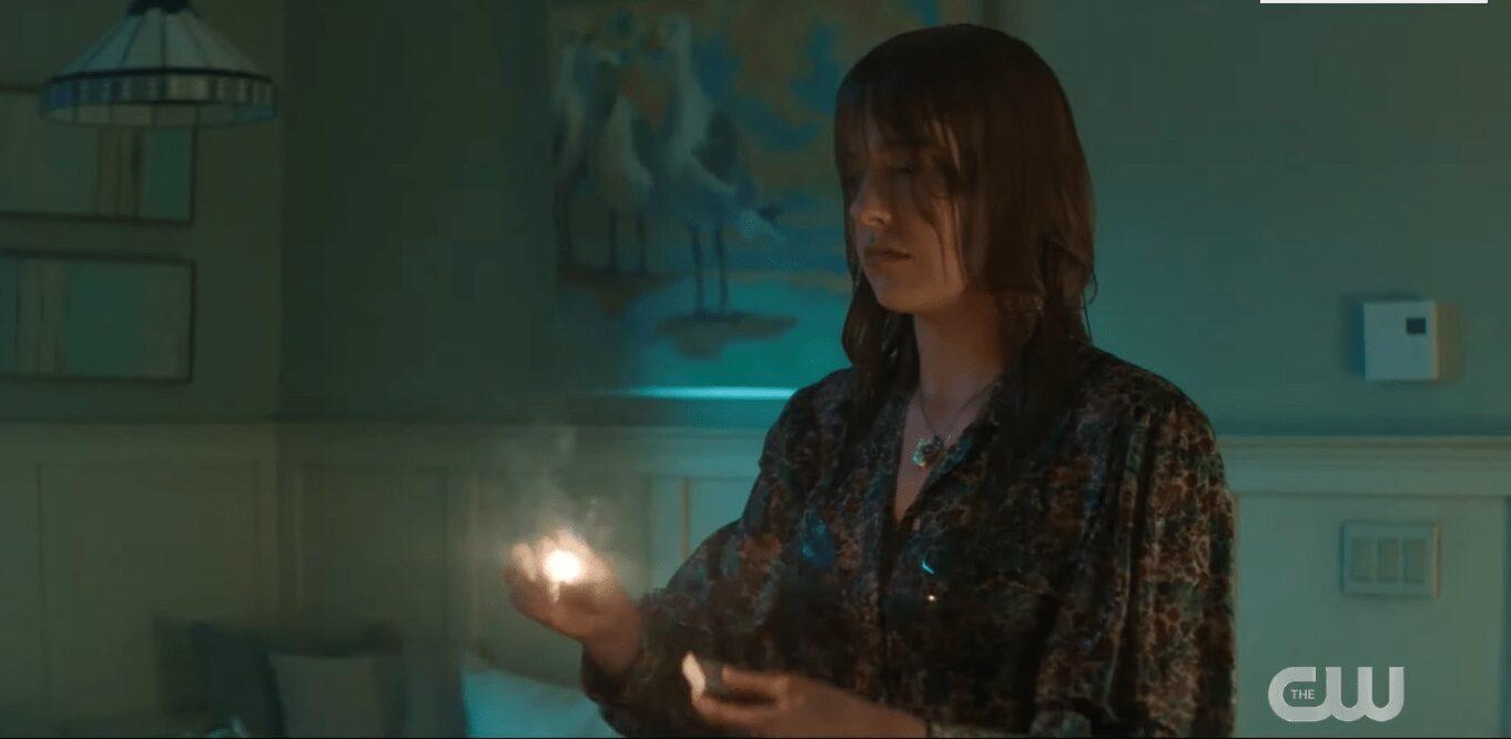 Scene from Nancy Drew Season 3, The CW Series
