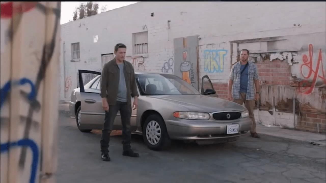Wesley Evans in'The Rookie' Season 4